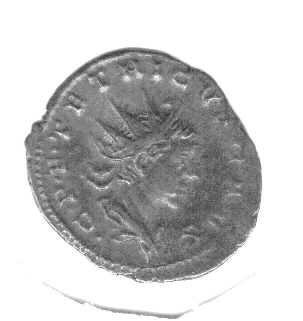 CAIUS PIUS ESUVIUS TETRICUS, Gouverneur d'Aquitaine 90_8f10