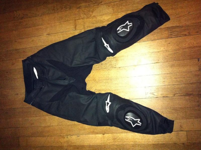 [VDS] Pantalon en cuir Alpinestars GP Plus 97747410