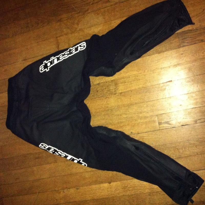 [VDS] Pantalon en cuir Alpinestars GP Plus 97747411
