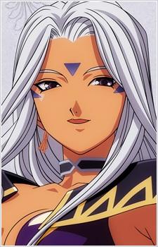 TOP 10 : Personnages féminins - Page 3 Urd10