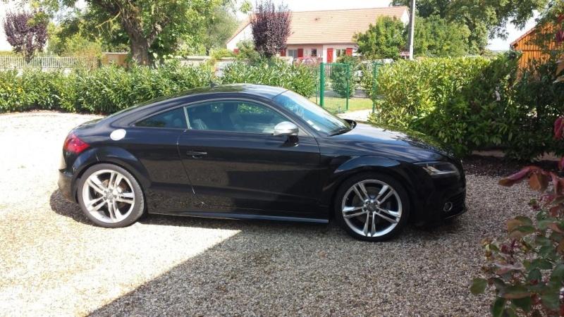 Audi TTS - Tomahawk11 Tts11