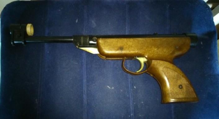 Umarex Pistol10