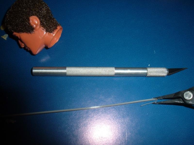 Repair Muscle Body Blue Pant Head Tutori14