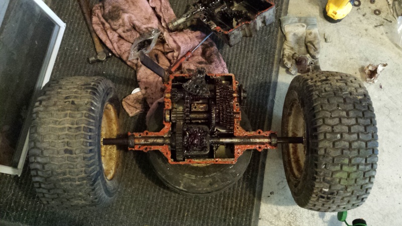 Vtwin Ford Race Mower - Page 2 20141021