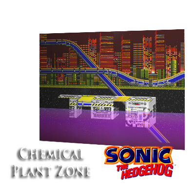 Chemical Plant Zone *Redesign* Chemic10
