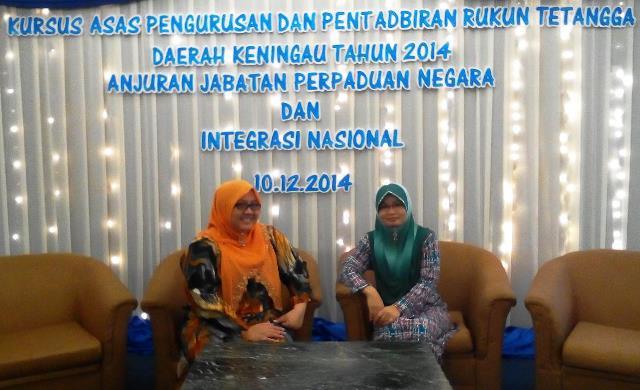 Kursus Asas Pengurusan & Pentadbiran KRT Daerah Keningau -10dis2014 Photo177