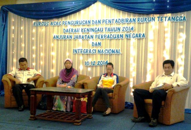 Kursus Asas Pengurusan & Pentadbiran KRT Daerah Keningau -10dis2014 Photo178