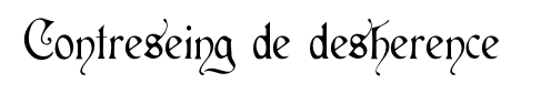 [Comté] Menen (Menin) Contre11