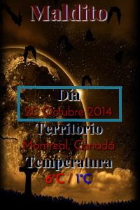Montreal Maldito: Tiempo y Clima Info0111
