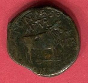 monnaie provinciale de Turiaso en Espagne pour Tibère Sans_t11