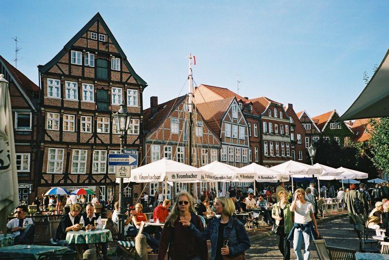 Hansestadt Stade - über 1000 Jahre alt 2810