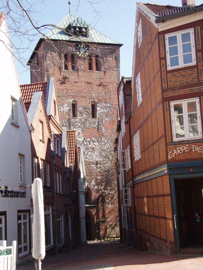 Hansestadt Stade - über 1000 Jahre alt 2910