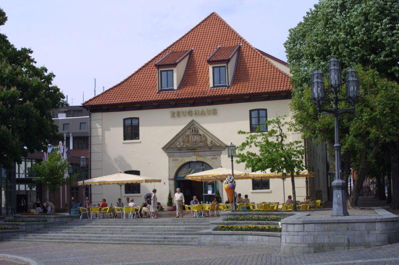 Hansestadt Stade - über 1000 Jahre alt 3110