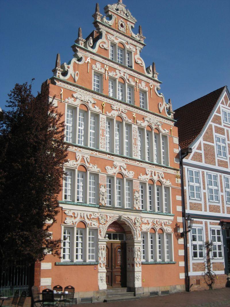 Hansestadt Stade - über 1000 Jahre alt Stadeb10