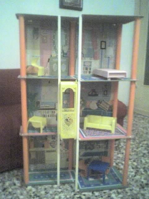 Casa di Barbie 1975 Mattel 19-09-18