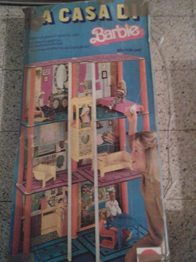 Casa di Barbie 1975 Mattel Casa_b12