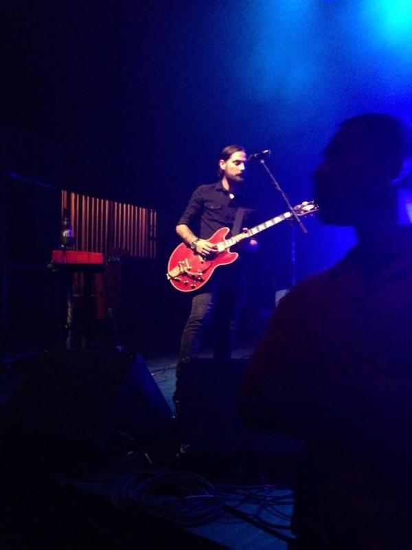 Gaslight Anthem in Detroit 9/20 Img_7111