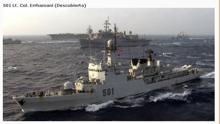 photos de quelques unités de notre flotte navale Marine19