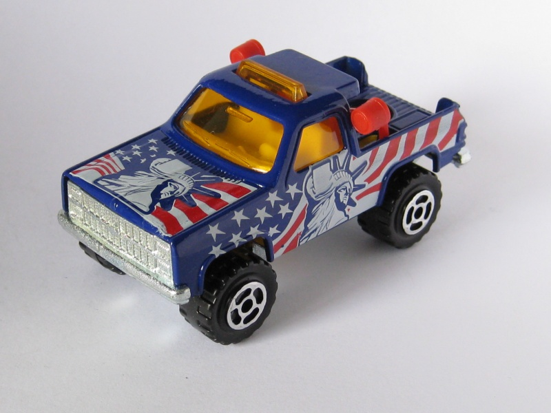 N°291 Chevrolet Blazer 4x4. Chevro10