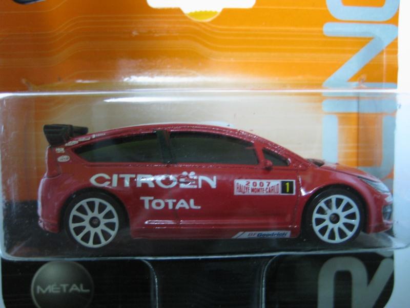 N°254I CITROEN C4 WRC Citroy10