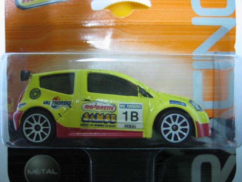 N°254G CITROEN C2 WRC Citroy12