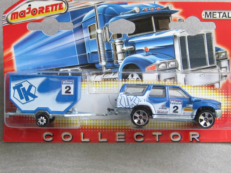 N°335E Toyota 4Runner + Remorque Container Toyota15