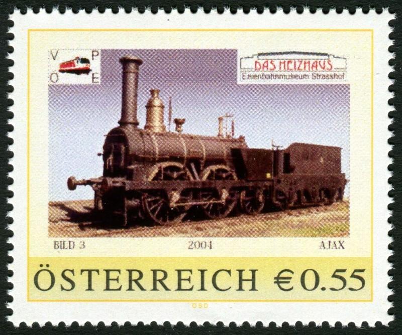 Meine Marke (Eisenbahn) 80021410