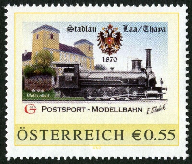 Meine Marke (Eisenbahn) 80063910