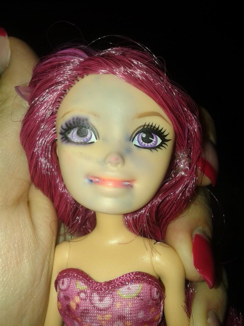 Ritrucco bambola Mia&Me Mia11