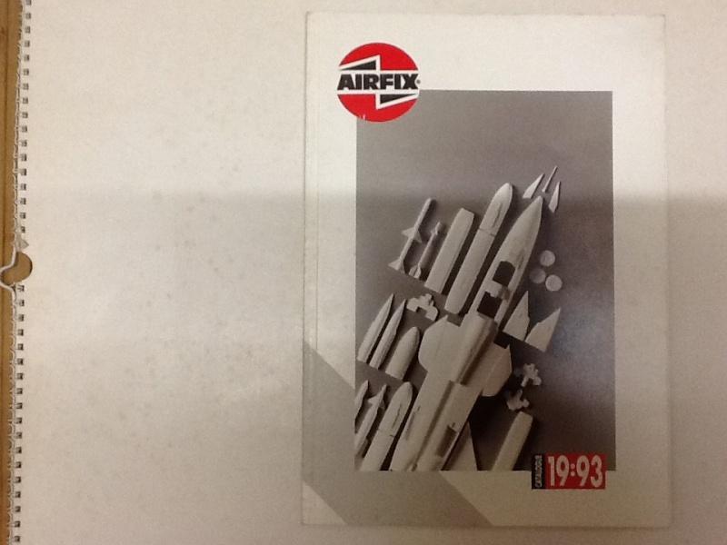 Catalogue HELLER-AIRFIX 1993 Airfix10