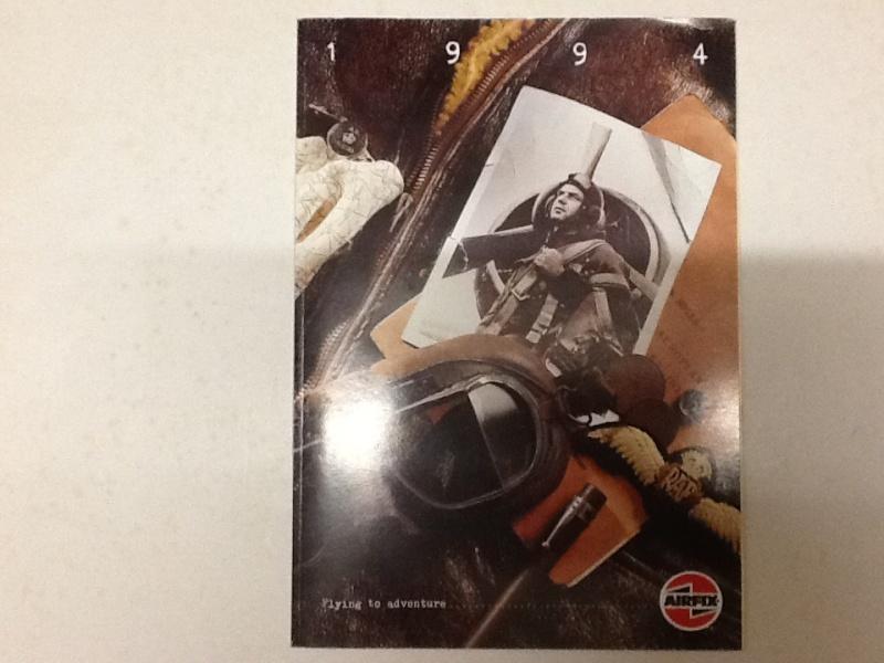 Catalogue HELLER-AIRFIX 1994 Airfix11