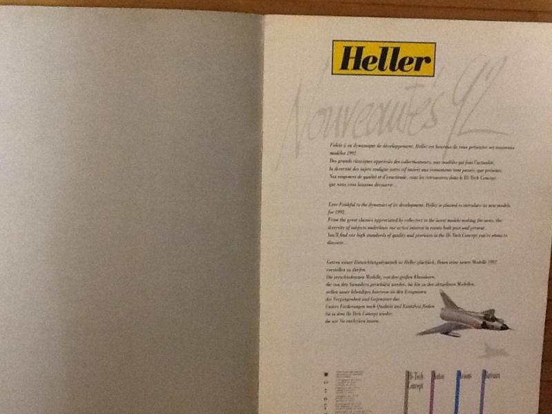 Catalogue  NEWS 1992 Helle267