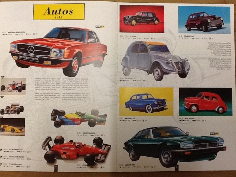 Catalogue HELLER-AIRFIX 1993 Helle321