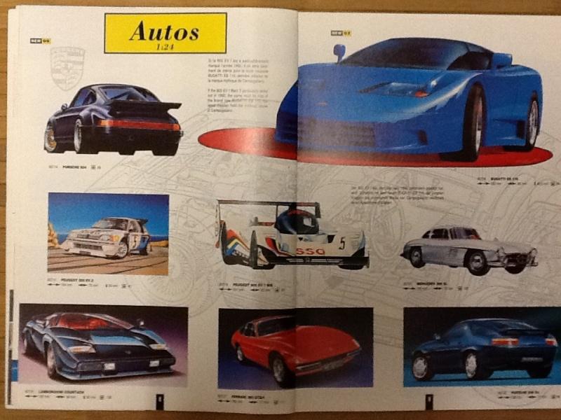 Catalogue HELLER-AIRFIX 1993 Helle324