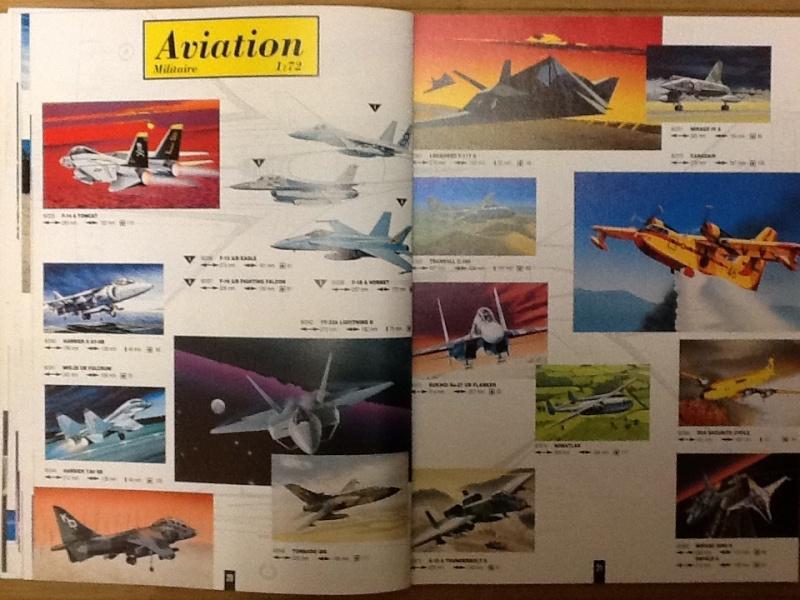Catalogue HELLER-AIRFIX 1993 Helle330