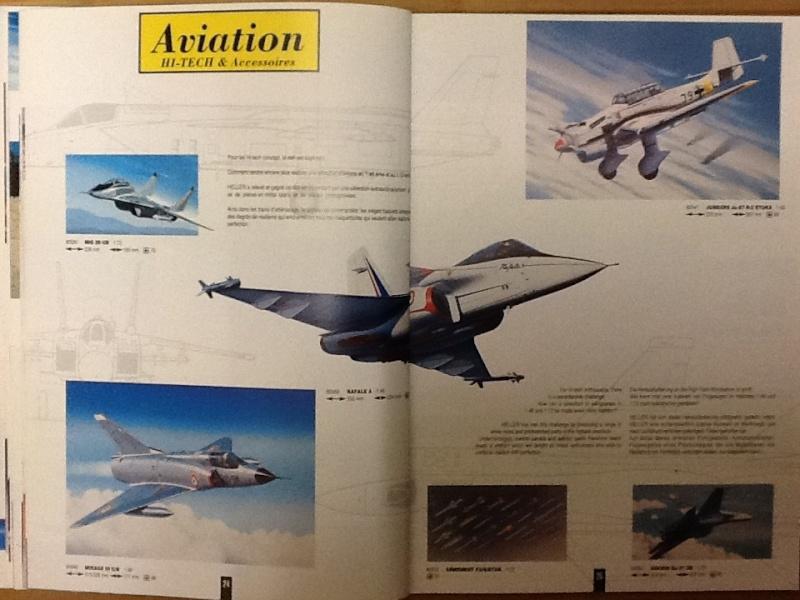 Catalogue HELLER-AIRFIX 1993 Helle332