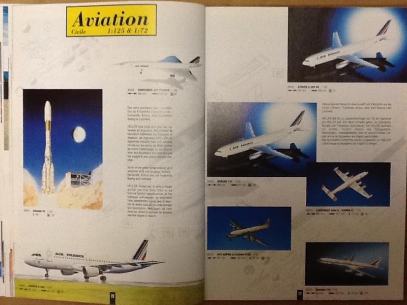 Catalogue HELLER-AIRFIX 1993 Helle334