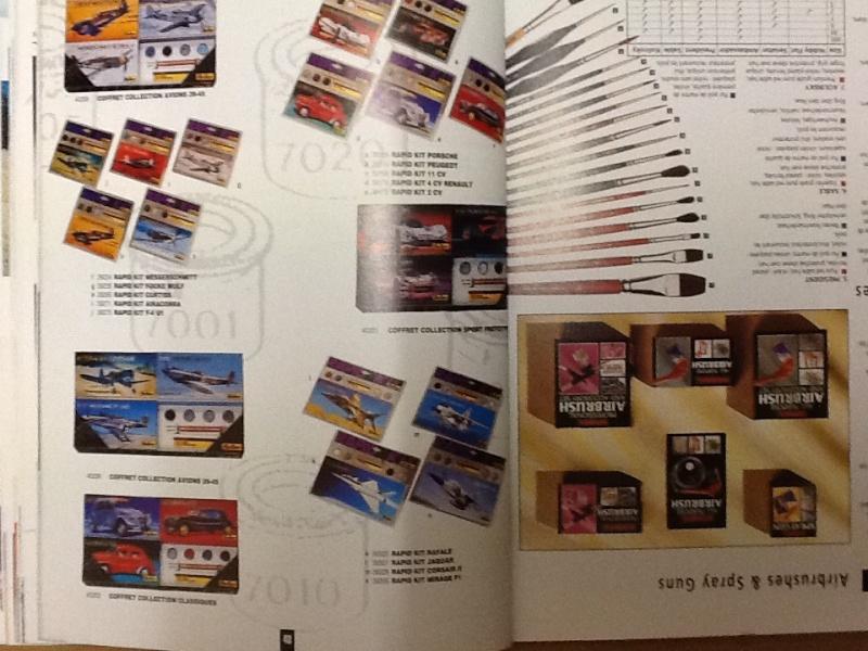 Catalogue HELLER-AIRFIX 1993 Helle340
