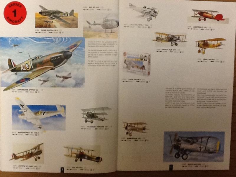 Catalogue HELLER-AIRFIX 1993 Helle343