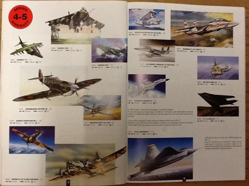 Catalogue HELLER-AIRFIX 1993 Helle348