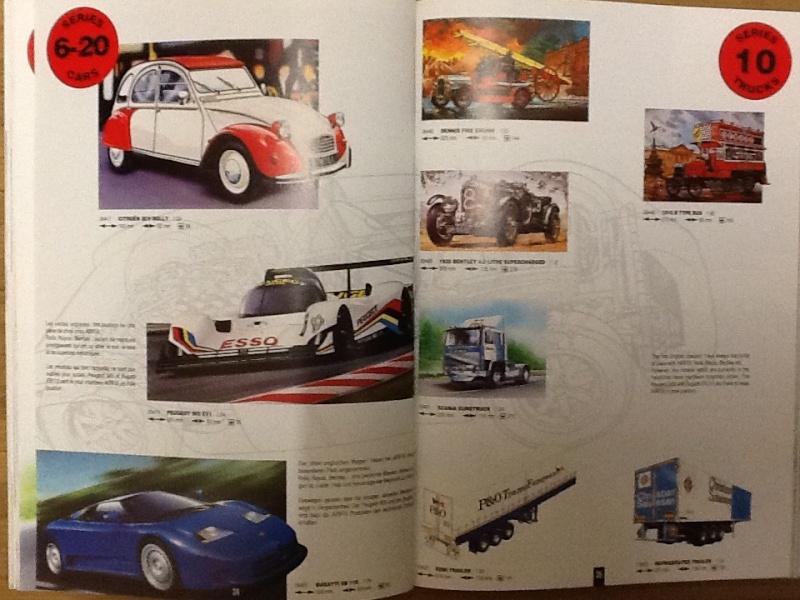 Catalogue HELLER-AIRFIX 1993 Helle357