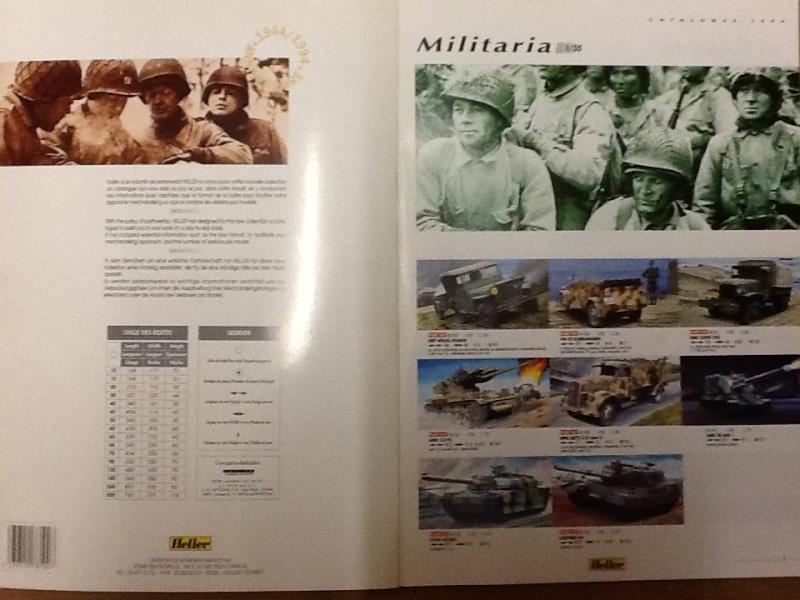 Catalogue HELLER-AIRFIX 1994 Helle365