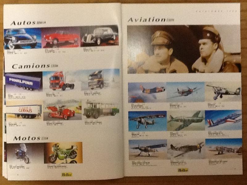 Catalogue HELLER-AIRFIX 1994 Helle368