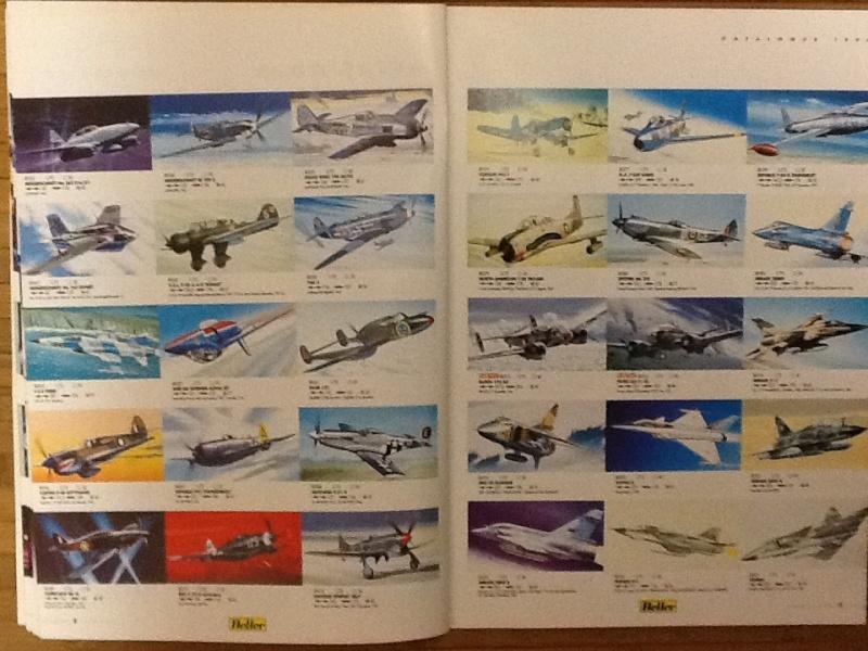 Catalogue HELLER-AIRFIX 1994 Helle369