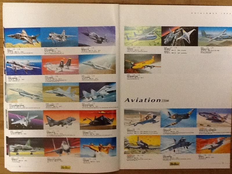 Catalogue HELLER-AIRFIX 1994 Helle370