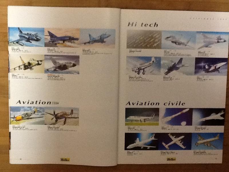 Catalogue HELLER-AIRFIX 1994 Helle371