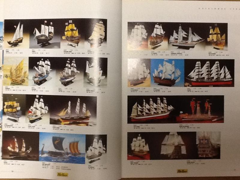 Catalogue HELLER-AIRFIX 1994 Helle373
