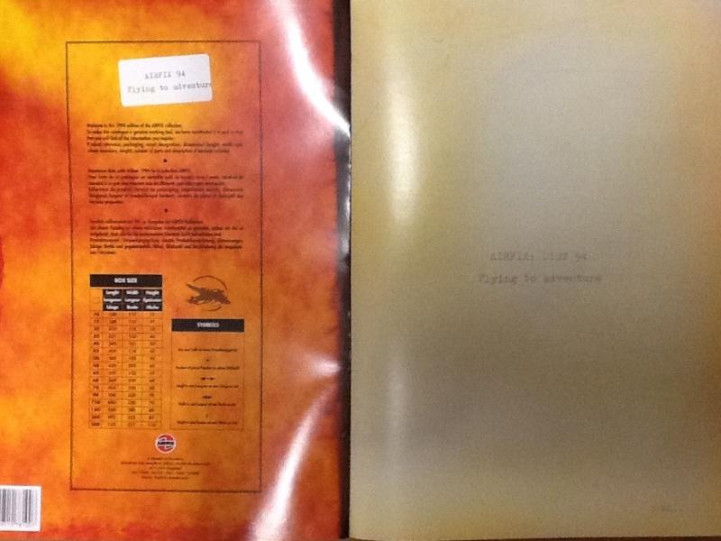 Catalogue HELLER-AIRFIX 1994 Helle376