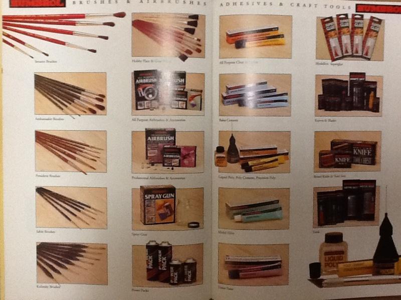Catalogue HELLER-AIRFIX 1994 Helle388