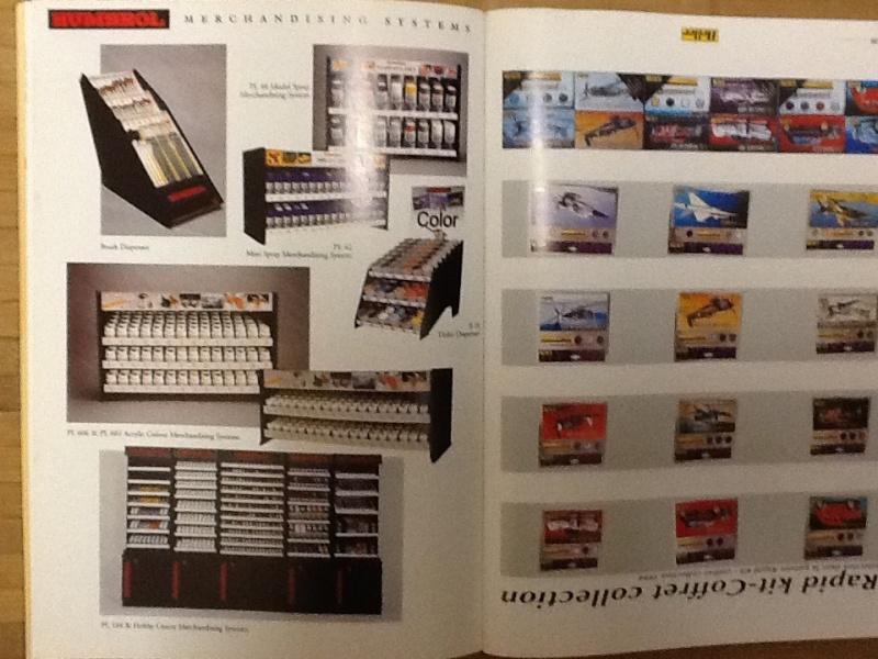 Catalogue HELLER-AIRFIX 1994 Helle390